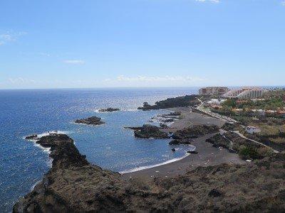 La Palma, Los Cancajos, Strand, Einstieg
