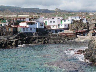 La Palma, La Bahita, El Freile, tauchen, Leiter, Einstieg