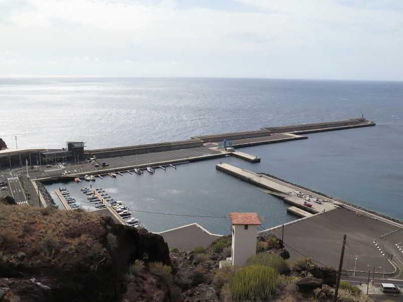 Anreise El hierro Fähre Flug flughafen Hafen Valverde Puerto de la Estaca kanaren kanarische inseln