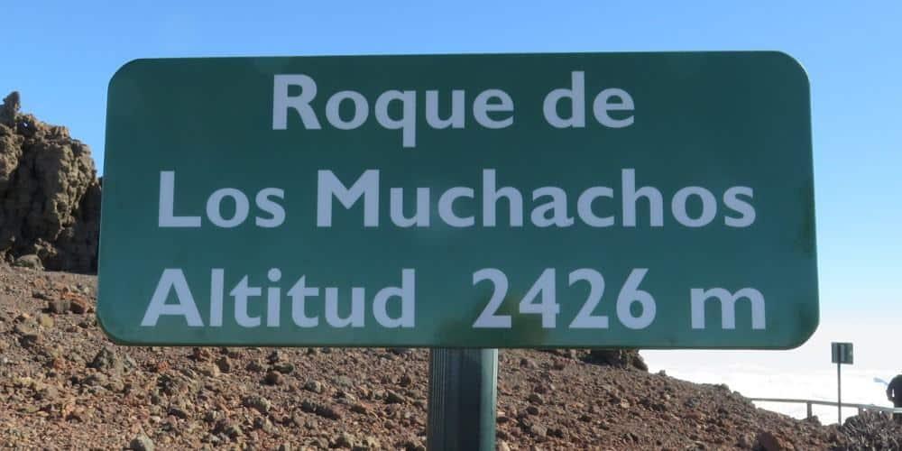 Header, Wandern, La Palma, Roque de los muchachos, tauchen, kanaren, Kanarische Inseln, Urlaub