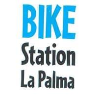 bike station logo fahrad vermietung leihen fahrradverleih mountain bike mtb la palma aktivitäten sehenswürdigkeiten