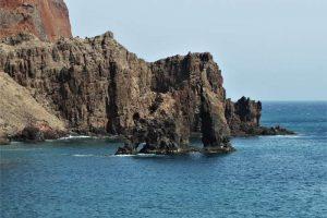 El HIerro Sehenswürdigkeiten Roque de la Bonanza las playas