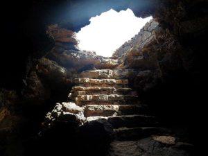 Lavahöhle Faro de Orchilla Sehenswürdigkeiten El Hierro kostenlos Höhle Leuchtturm kanaren kanarische inseln