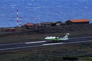 Binter Flugzeug anreise fliegen el hierro gran canaria teneriffa urlaub