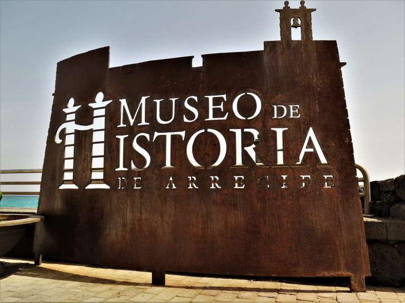 Museo de Historia de Arrecife Museum museen lanzarote geschichte arrecife