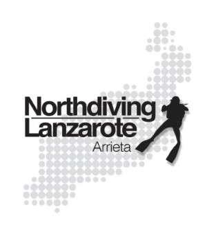 Northdiving Lanzarote tauchen logo Tauchcenter Tauchbasis
