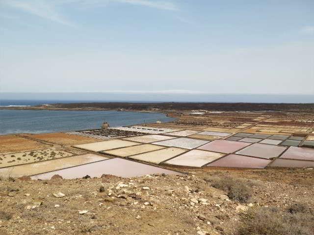 Salinas de Janubio Lanzarote sehenswürdigkeiten