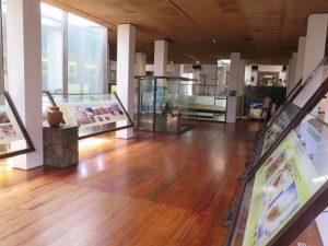 Timanfaya Nationalpark Besucherzentrum Centro de Visitantes Sehenswürdigkeiten lanzarote