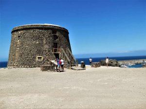 Castillo el toston Sehenswürdigkeiten Fuerteventura