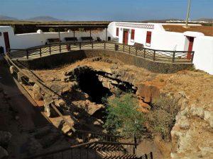 Cueva del Llano Sehenswürdigkeiten Fuerteventura