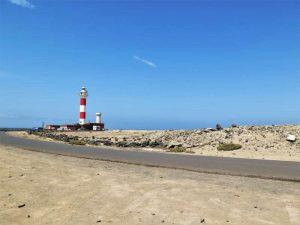 Faro El Toston Sehenswürdigkeiten Fuerteventura Wanderung