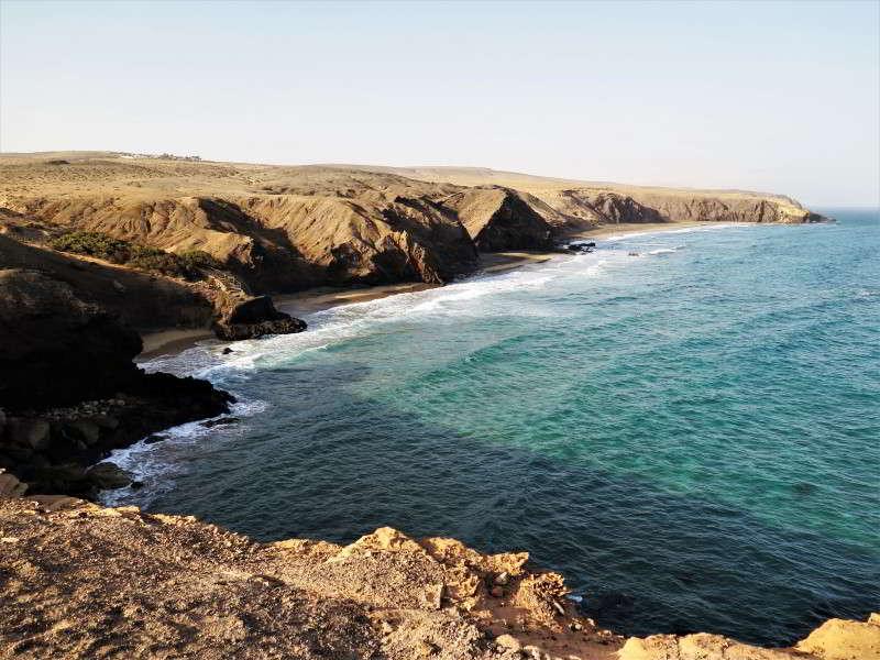 Fuerteventura Tauchen Sehenswürdigkeiten Aktivitäten Museen Kanarische Inseln Strand La Pared