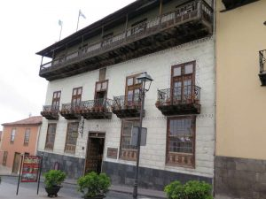 Museen Teneriffa Museum Casa de los Balcones Orotava Sehenswürdigkeiten