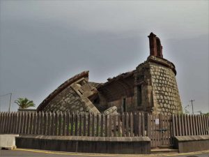 Sehenswürdigkeiten Teneriffa Castillo de San Andres Torre