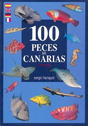 100 Fische der Kanaren Sergio Hanquet 100 peces de canarias buch tauchen kanarische inseln
