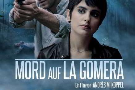 Mord auf la Gomera Film Cover vorschau