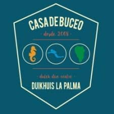 Casa de Buceo Logo La Palma Tauchcenter Los Llanos de Aridane Tauchen Tauchplätze Kanaren Kanarische Inseln